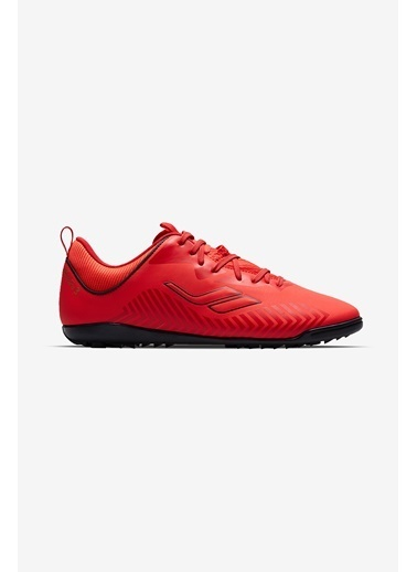 Lescon Electra 3 007 Kırmızı Erkek Halı Saha Ayakkabısı Kırmızı